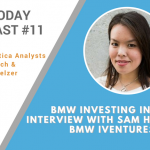 AI Today Podcast #011: BMW investing in AI – Interview with Sam Huang of BMW iVentures
