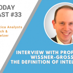 AI Today Podcast #33: Interview with Prof. Alex Wissner-Gross — The Definition of Intelligence
