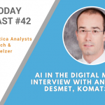 AI Today Podcast #42: AI in the Digital Mine: Interview with Antoine Desmet, Komatsu