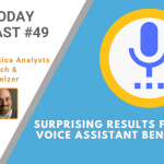 AI Today Podcast #049: Surprising Results from the Cognilytica Voice Assistant Benchmark