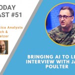 AI Today Podcast #051: Bringing AI to Lego — Interview with James Poulter