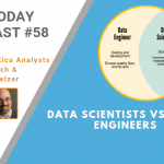 AI Today Podcast #058: Data Scientists vs. Data Engineers