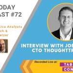 AI Today Podcast #72: Interview with Joel Hron, CTO, ThoughtTrace