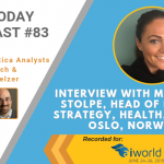 AI Today Podcast #83: Interview with Madelene Stolpe, Head of Digital Strategy, Health, City of Oslo, Norway