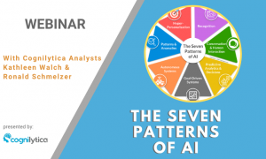 Seven Patterns of AI webinar graphic