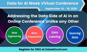 Website Banner – Data for AI Conference