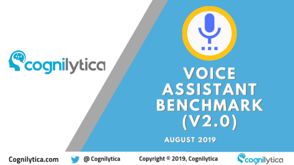 Voice Assistant Benchmark 2.0 (2019) [CGR-VAB19]